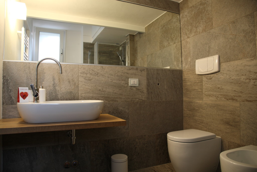 loft bagno